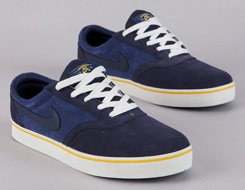 Nike SB V-Rod - Liberty Blue/Yellow