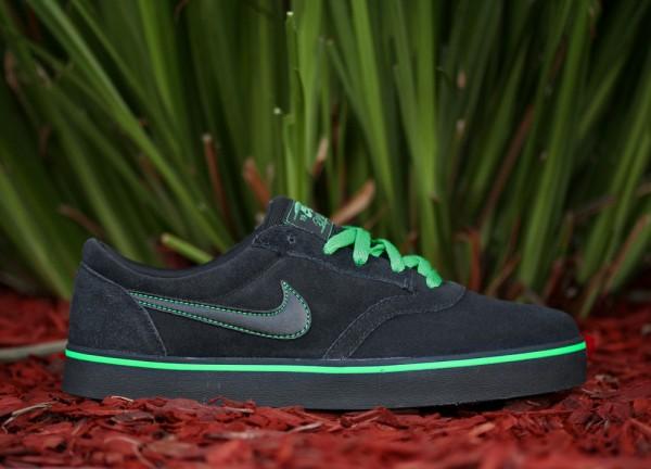 Nike SB Vulc Rod - Black/Hyper Verde