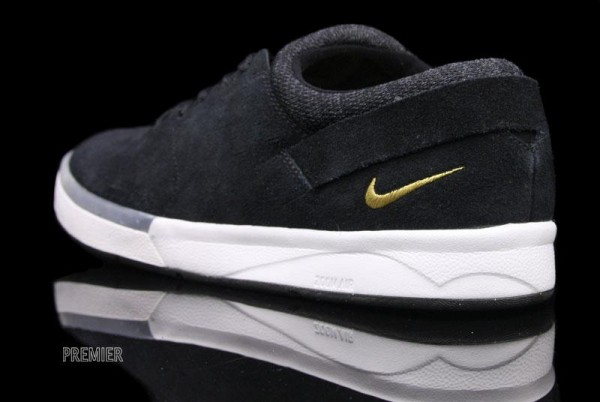 Nike SB Zoom FP - Black/Gold - Now Available
