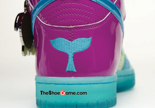 Nike Skinny Dunk High Doernbecher - A Closer Look