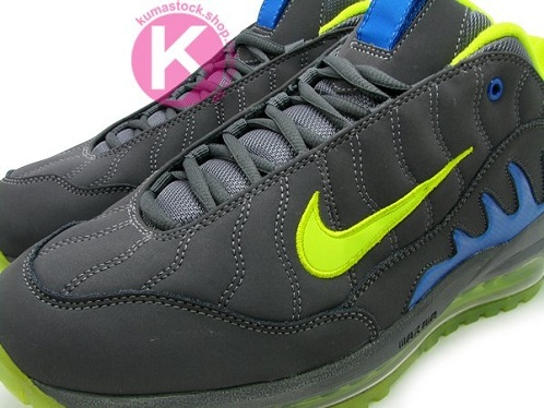 Nike Total Griffey Max '99 Dark Grey/Soar-Cyber - Spring 2012