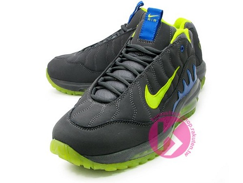 Nike Total Griffey Max 99 Dark Grey/Soar-Cyber - Spring 2012