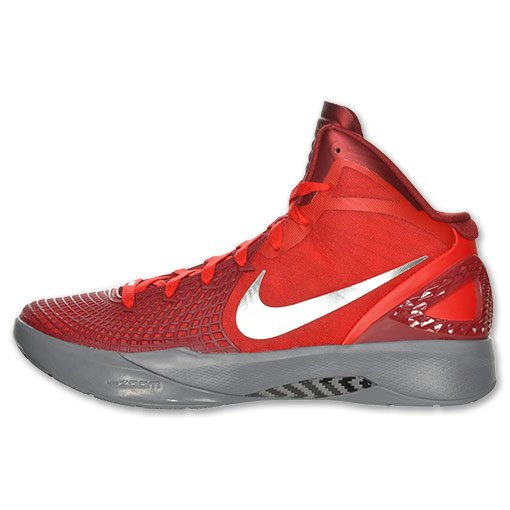 nike zoom hyperdunk 2011 supreme sport red black now