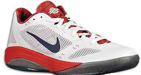 "Nike Zoom Hyperfuse 2011 Low - Deron Williams ""Home"" PE"