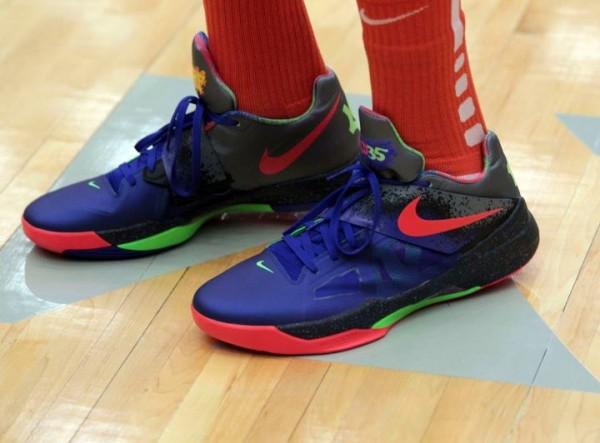 Nike Zoom KD IV Nerf - Release Info