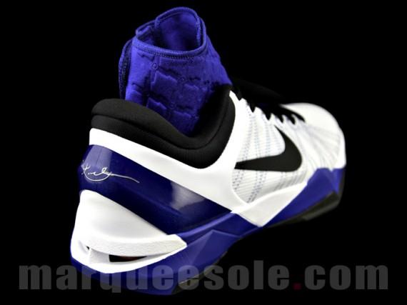 Nike Zoom Kobe VII - White/Concord/Black - New Images