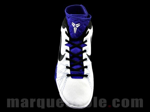 Nike Zoom Kobe VII - White/Concord/Black - New Images