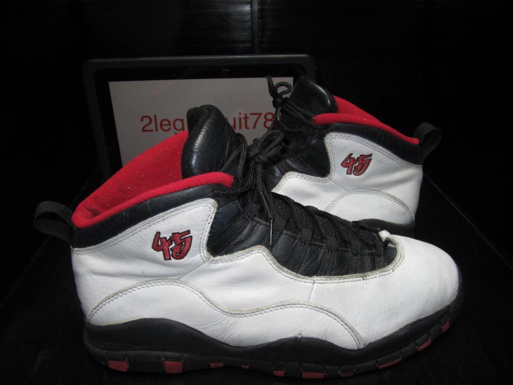 Histoire Derrière Air Jordan 10 Chicago
