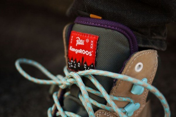 Patta x KangaROOS PxK Hiking Collection - First Look
