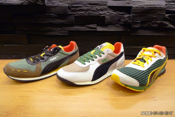 Puma Jamaica Pack - Now Available