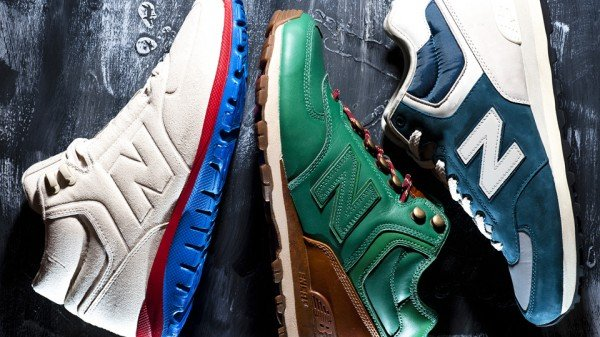 Streething x Leftfoot x New Balance Past, Present, and Future APAC Collection - Now Available