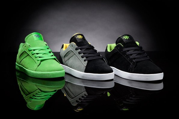 Supra Bullet Lizard King Collection - Holiday 2011