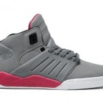 Supra Skytop III – Grey/Magenta/White – Now Available