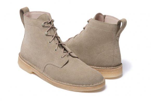 Supreme x Clarks Originals Desert Mali Boots - Release Date + Info