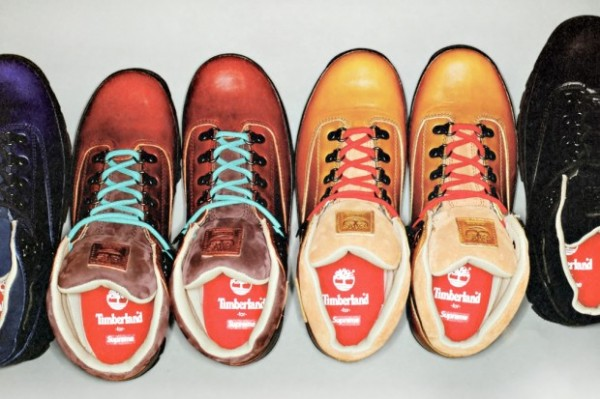 Supreme x Timberland Euro Hiker Boots - Fall/Winter 2011