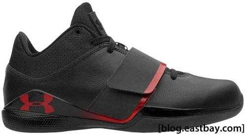 Under Armour Micro G Bloodline Black/Red - Available for Pre-Order