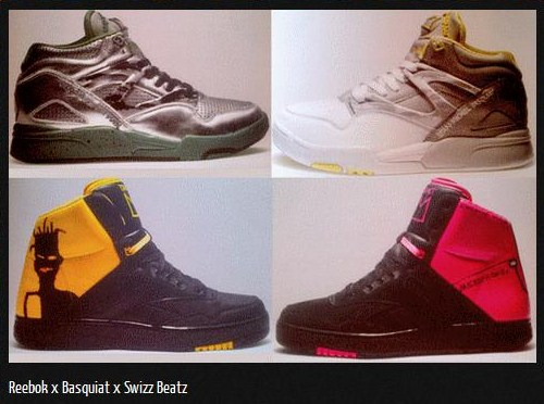 Swizz Beatz Previews New Basquit x Reebok Collection