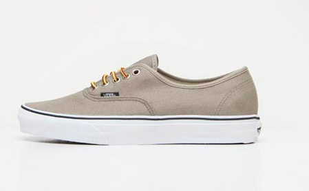 Vans Authentic - 10 Oz. Canvas Pack