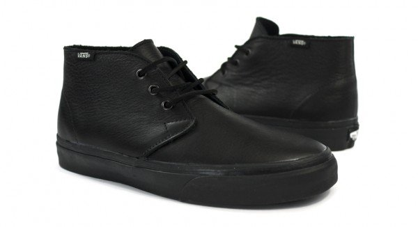 Vans CA Chukka Decon - Now Available