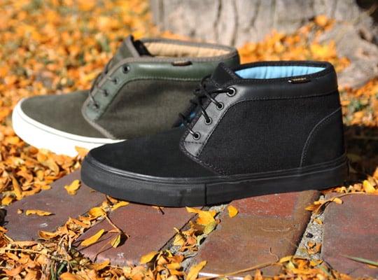 Vans CA Chukka Boot 79 Pro Wool Pack