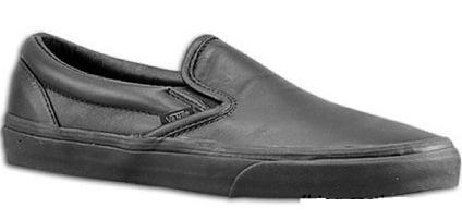 Vans Classic Slip-On - Black/Black