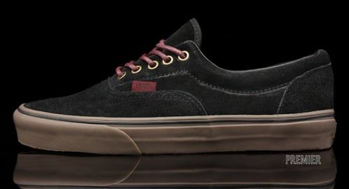 Vans Era Suede & Gum Pack - Fall/Winter 2011