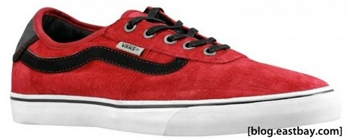 Vans Rowley SPV - Red/Black/White