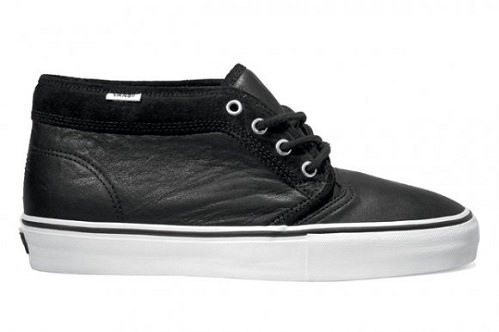 Vans Vault Chukka Boot LX - Shaffers Pack