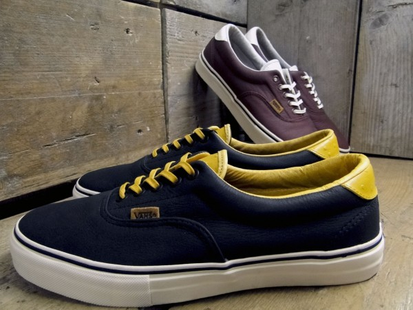 Vans Vault Ostrich Pack - Now Available