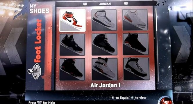 Video-How-to-Unlock-Retro-Jordan's-in-NBA-2K12