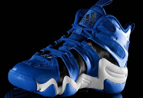 adidas Crazy 8 Royal Blue/Black/White - Available for Pre-Order
