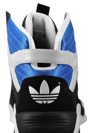 adidas Originals LQC Basketball - Black/Royal/White