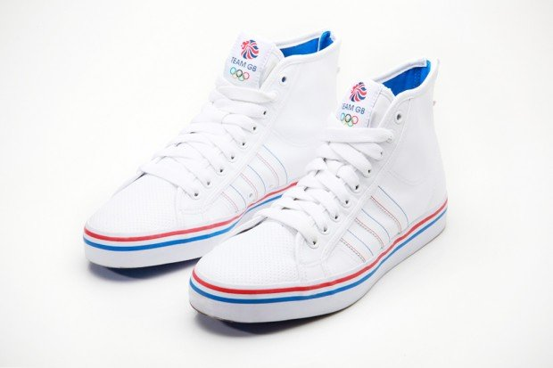 adidas Originals Team GB Collection Summer 2012