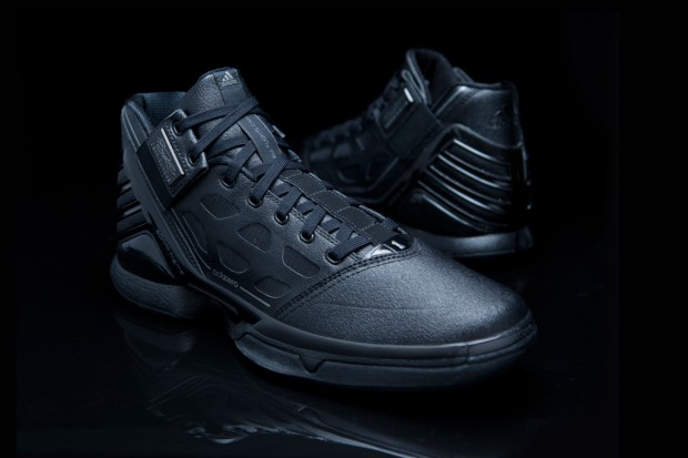 "adidas adiZero Rose 2 ""Triple Black"" - Release Date + Info"