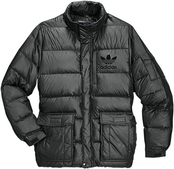 adidas Originals Winter 2011 Footwear & Apparel. Мужские зимние куртки 2011