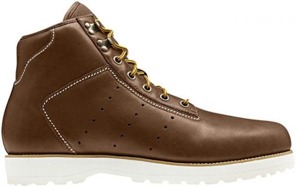 Мужская коллекция Adidas Originals осень/зима 2011.