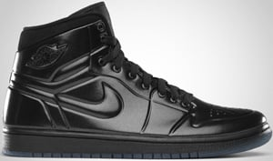 Air Jordan 1 Anodized Black Anthracite 2010 Release Date