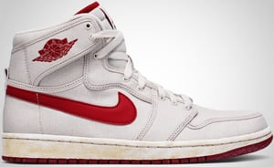Air Jordan 1 KO High White Varsity Red 2010 Release Date
