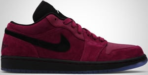 Air Jordan 1 Phat Low Grape White 2010 Release Date