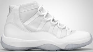 Air Jordan 11 White Metallic Silver 2010 Release Date