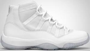 Air Jordan 11 White Metallic Silver 2010 Release Date 50863cb59