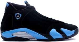2006 Air Jordan Release Date Jordan 14 Black University Blue