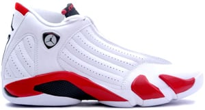 2006 Air Jordan Release Dates Jordan 14 White Black Red