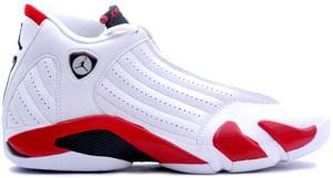 super cute 1645e 92955 2006 Air Jordan Release Dates Jordan 14 White Black Red
