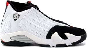 Air Jordan 14 White Black Red 2006 Release Date