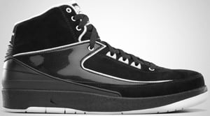 Air Jordan 2 QF Black White 2010 Release Date