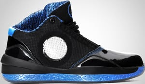Air Jordan 2010 Black University Blue 2010 Release Date