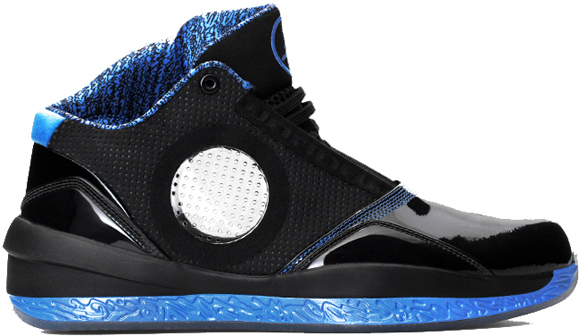 Air Jordan 2010 Black University Blue