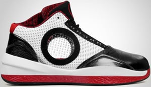 Mens Air Jordan 2010 24 Black Red shoes