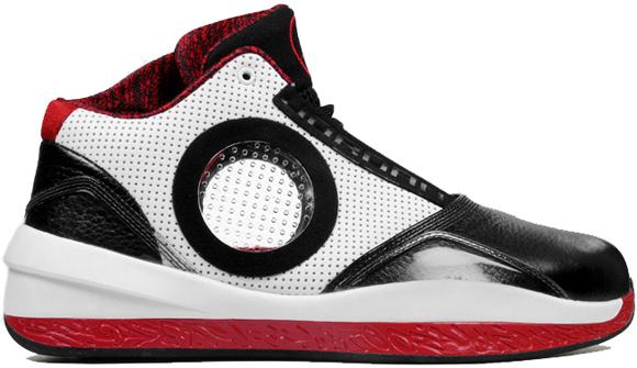 Air Jordan 2010 Black / Varsity Red